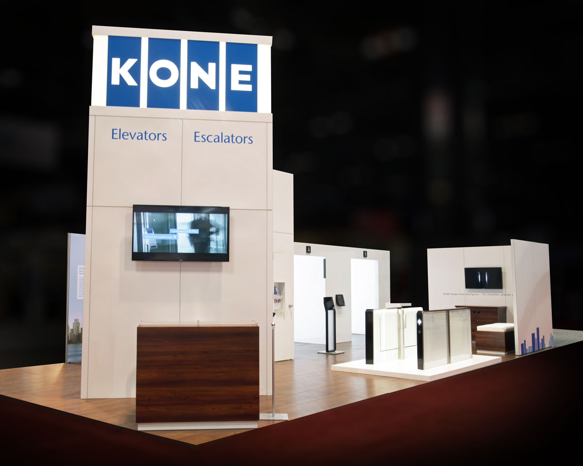 Kone Exhibits
